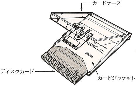Nintendo explains the disk.