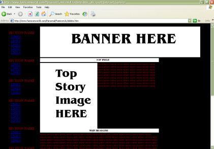 FW's original Geocities web template.