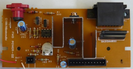 FMD-POWER-02 Board